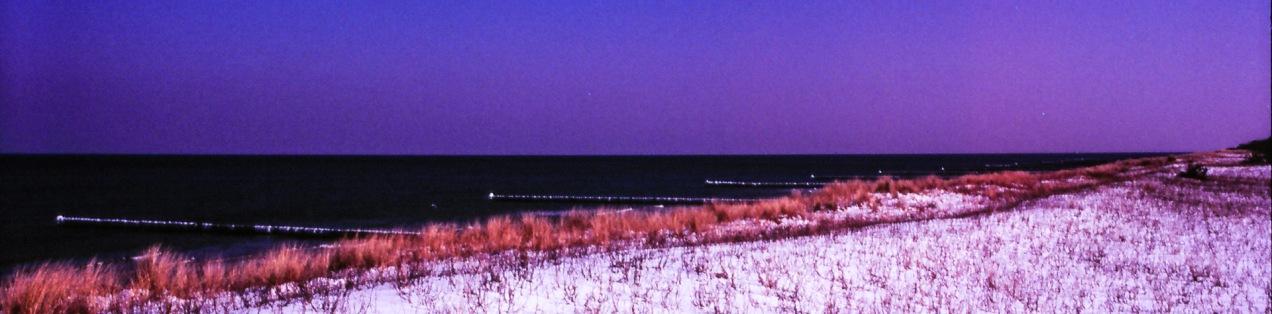 Am Strand in Graal Müritz
